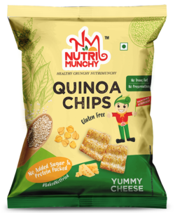 Quinoa Yummy cheesei