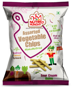 Vegetable Chips Sour Cream (Render)